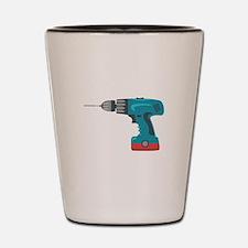 Power Drill Shot Glass