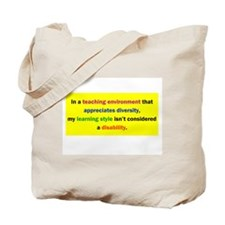 Cool Diversity Tote Bag