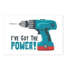 Ive Got The Power! Postcards (Package of 8)
