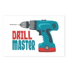 Drill Master Postcards (Package of 8)