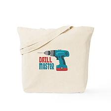 Drill Master Tote Bag