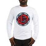 Stained Glass O Long Sleeve T-Shirt