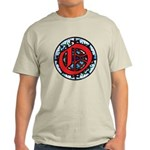Stained Glass O Light T-Shirt