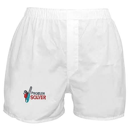 Problem Solver Boxer Shorts