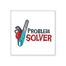 Problem Solver Sticker