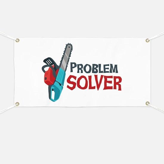 Problem Solver Banner