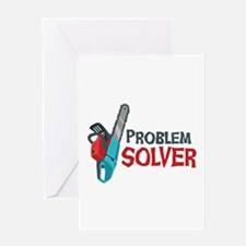 Problem Solver Greeting Cards