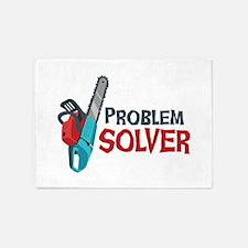Problem Solver 5'x7'Area Rug