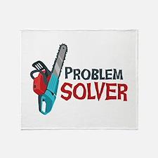 Problem Solver Throw Blanket
