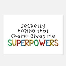 Superpowers Postcards (package Of 8)