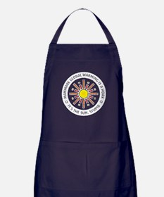 It's The Sun, Stupid Apron (dark)