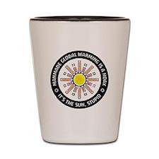 It's The Sun, Stupid Shot Glass