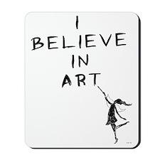 The Art Fairy Mousepad