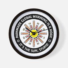 It's The Sun, Stupid Wall Clock