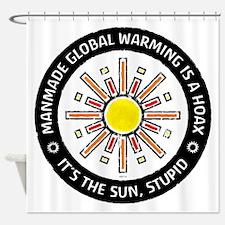 It's The Sun, Stupid Shower Curtain