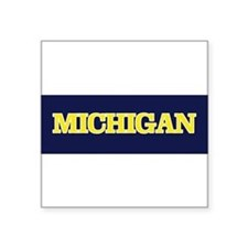 Michigan Bumper Sticker 1 Sticker