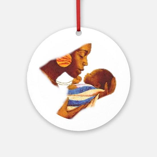 Blessed Mother Porcelain Keepsake