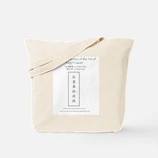Liu Wen Hua Cover Tote Bag