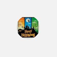 Happy Halloween Mini Button