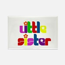 Little Sister (Gift for the New Baby) Rectangle Ma