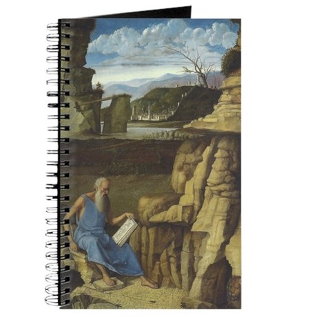 Saint Jerome and the Lion Journal
