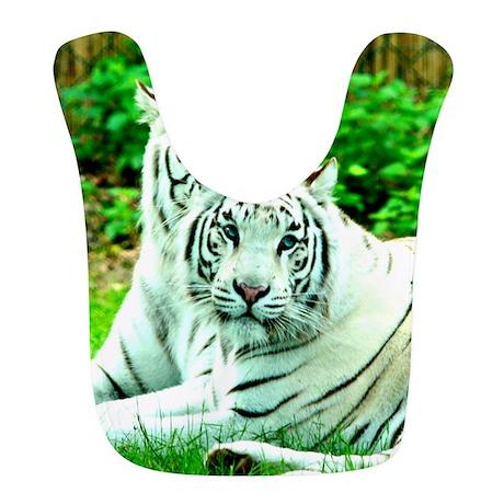 Love peace and joy White tigers stukenbrock - Bib
