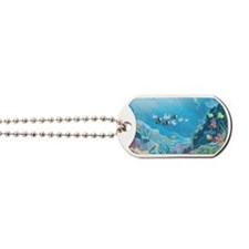 Tropical Reef Dog Tags