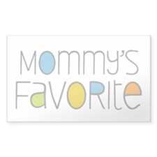 Mommy's Favorite Decal
