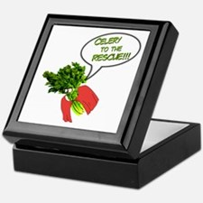 Celery to the Rescue! Keepsake Box