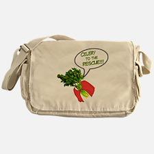 Celery to the Rescue! Messenger Bag