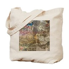 Rome Vintage Italy Travel Collage Tote Bag