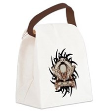 NA Never Again Canvas Lunch Bag