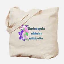 No Chemical Solution Tote Bag