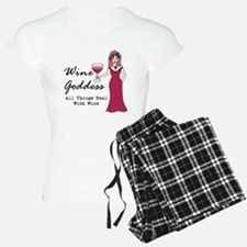 Wine Goddess - All Things H Pajamas