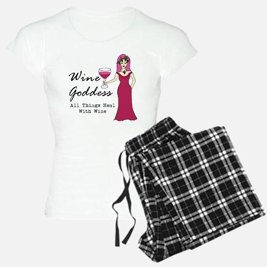 Wine Goddess - All Things H Pajamas