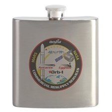 Antares/Cygnus Flask