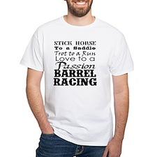 Barrel Racing Passion Shirt