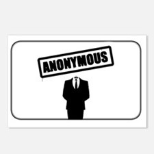 Anonymous 99% Occupy t-sh Postcards (Package of 8)