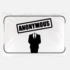 Anonymous 99% Occupy t-shirt Pillow Case