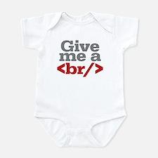 Give Me A Break HTML Infant Bodysuit