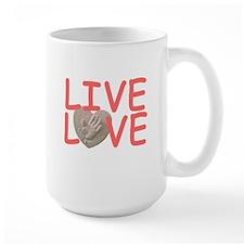 Live Love for Kayla Mugs