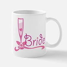 Bride Wine Glass Mug