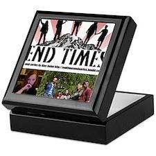 End Times Archivist Keepsake Box