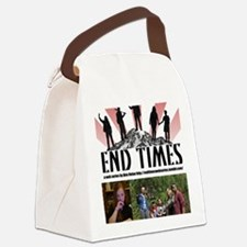 End Times Archivist Canvas Lunch Bag