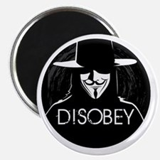 Anonymous 99% Occupy t-shirt Magnet