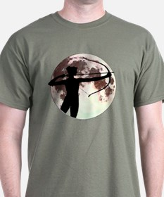 Artemis the bow hunter T-Shirt
