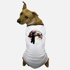 Artemis the bow hunter Dog T-Shirt