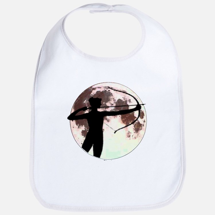 Artemis the bow hunter Bib
