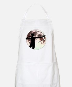 Artemis the bow hunter BBQ Apron