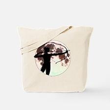 Artemis the bow hunter Tote Bag